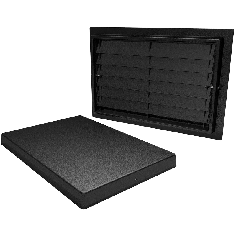 Crawl Space Doors With Louvers Crawl Space Door Systems