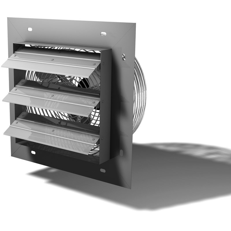 Crawl Space Vent Fans : Exhaust fans archives crawl space door systems archive