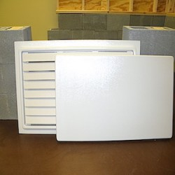 Need Flood Vents Or Foundation Vents Crawl Space Door