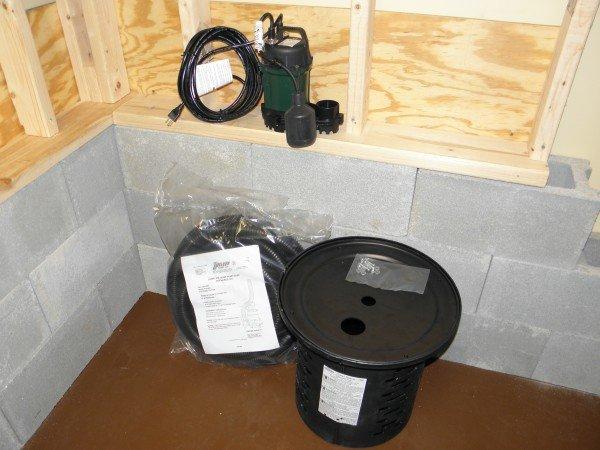 Zoeller Crawl Space Sump Pump Kit Crawl Space Door Systems