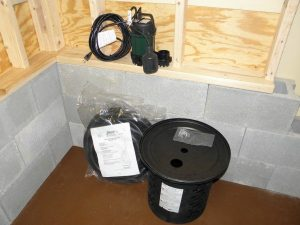 Zoeller Crawl Space Sump Pump Kit