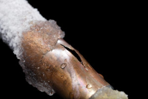 freezing pipes, crawl space, crawl space pipes