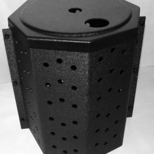 sump pump bucket, crawl space, crawl space door systems, virginia beach, hampton roads, va, sump pump bucket in virginia beach